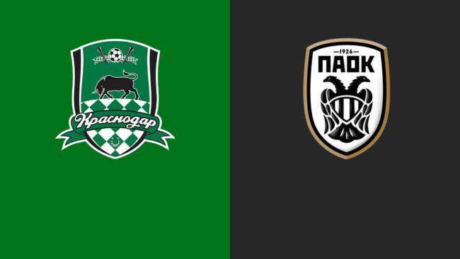 Champions League, diretta Krasnodar – PAOK: risultato in tempo reale