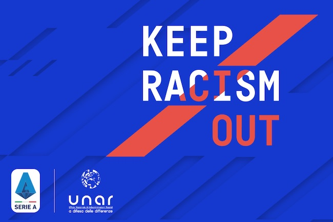 keep racism out