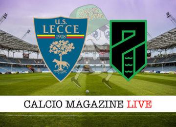 Lecce Pordenone cronaca diretta live risultato in tempo reale