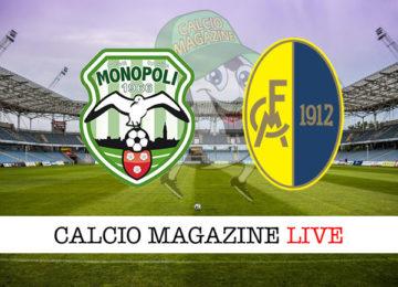 Monopoli Modena cronaca diretta live risultato in tempo reale