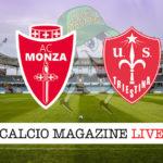 Monza Triestina cronaca diretta live risultato in tempo reale
