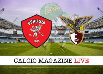 Perugia Fano cronaca diretta live risultato in tempo reale