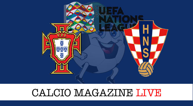 Portogallo Croazia cronaca diretta live risultato in tempo reale