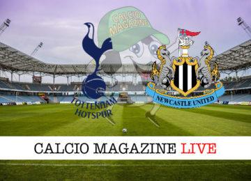 Tottenham Newcastle cronaca diretta live risultato in tempo reale