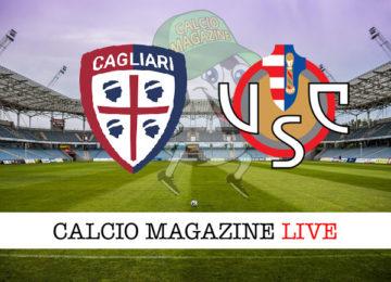 Cagliari Cremonese cronaca diretta live risultato in tempo reale