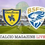 Chievo Brescia cronaca diretta live risultato in tempo reale