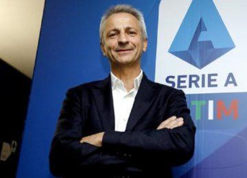 Lega Serie A: il presidente Dal Pino positivo al COVID-19