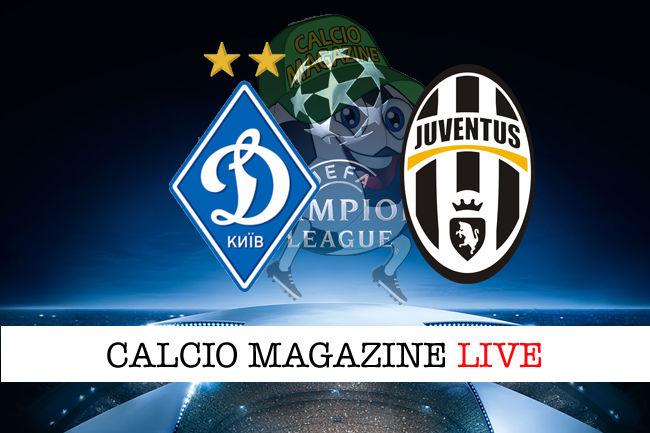 Dinamo Kiev - Juventus maçı ne zaman? Saat kaçta? Hangi ...  |Dinamo Kiev- Juventus