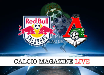 Salisburgo Lokomotiv Mosca cronaca diretta live risultato in tempo reale