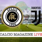 Spezia Juventus cronaca diretta live risultato in tempo reale