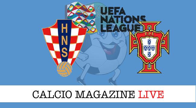 Croazia Portogallo cronaca diretta live risultato in tempo reale