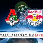 Lokomotiv Mosca Salisburgo cronaca diretta live risultato in tempo reale