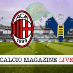 Milan Hellas Verona cronaca diretta live risultato in tempo reale