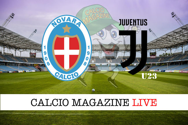 Novara Juventus U23 cronaca diretta live risultato in tempo reale