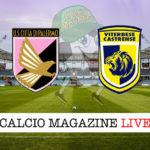 Palermo Viterbese cronaca diretta live risultato in tempo reale