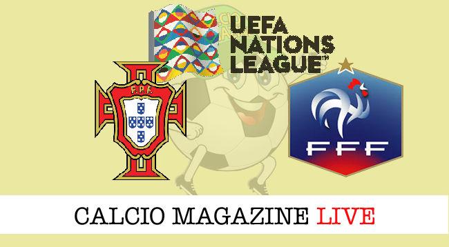 Portogallo Francia cronaca diretta live risultato in tempo reale