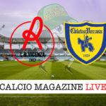 Vicenza Chievo cronaca diretta live risultato in tempo reale