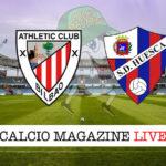 Athletic Bilbao Huesca cronaca diretta live risultato in tempo reale