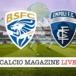 Brescia Empoli cronaca diretta live risultato in tempo reale