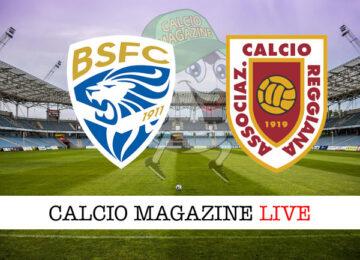 Brescia Reggiana cronaca diretta live risultato in tempo reale