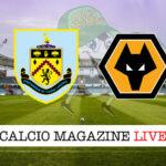 Burney Wolverhampton cronaca diretta live risultato in tempo reale
