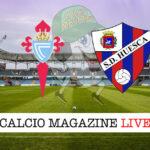 Celta Vigo Huesca cronaca diretta live risultato in tempo reale