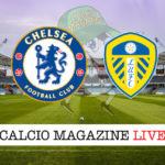 Chelsea Leeds cronaca diretta live risultato in tempo reale