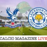Crystal Palace Leicester cronaca diretta live risultato in tempo reale