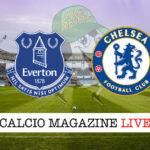 Everton Chelsea cronaca diretta live risultato in tempo reale