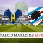 Hellas Verona Sampdoria cronaca diretta live risultato in tempo reale