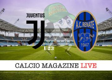 Juventus U23 Renate cronaca diretta live risultato in tempo reale