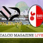 Palermo Bari cronaca diretta live risultato in tempo reale