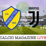 Pergolettese Juventus U23 cronaca diretta live risultato in tempo reale