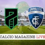 Pordenone Empoli cronaca diretta live risultato in tempo reale