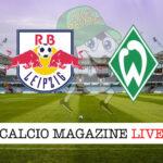 RB Lipsia Werder Brema cronaca diretta live risultato in tempo reale