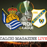 Real Sociedad Rijeka cronaca diretta live risultato in tempo reale