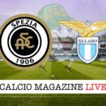 Spezia Lazio cronaca diretta live risultato in tempo reale