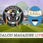 Venezia SPAL cronaca diretta live risultato in tempo reale