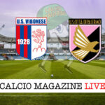 Vibonese Palermo cronaca diretta live risultato in tempo reale