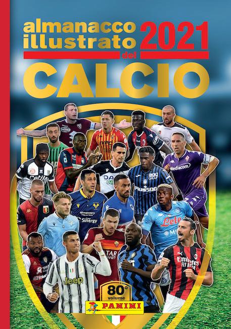 Almanacco Illustrato del Calcio 2021 Panini