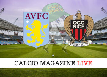 Aston Villa Newcastle cronaca diretta live risultato in tempo reale