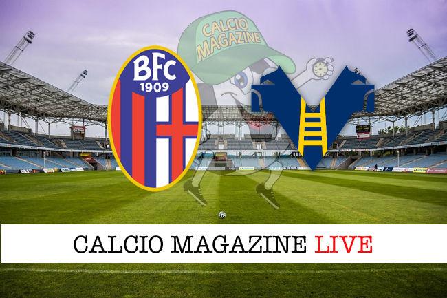 Bologna Verona cronaca diretta live risultato in tempo reale