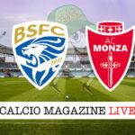 Brescia Monza cronaca diretta live risultato in tempo reale