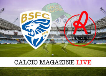 Brescia Vicenza cronaca diretta live risultato in tempo reale