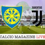 Carrarese Juventus U23 cronaca diretta live risultato in tempo reale