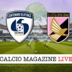 Cavese Palermo cronaca diretta live risultato in tempo reale