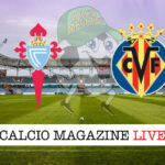 Celta Vigo Villareal cronaca diretta live risultato in tempo reale