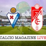 Eibar Granada cronaca diretta live risultato in tempo reale