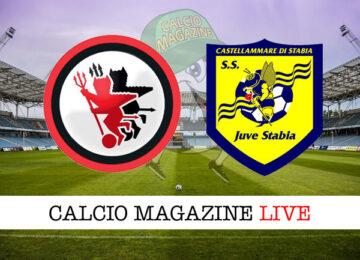 Foggia Juve Stabia cronaca diretta live risultato in tempo reale