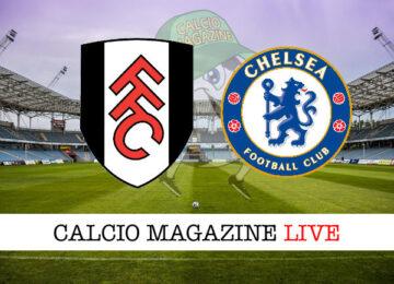 Fulham Chelsea cronaca diretta live risultato in tempo reale